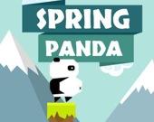 Подпружиненная панда