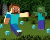 Пиксельное волшебство: Спрятанные алмазные блоки