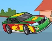 Пазл: Быстрые автомобили