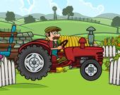 Доставка трактором