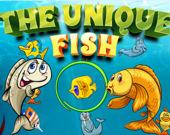 Уникальная рыбка