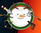 Ударь снеговика