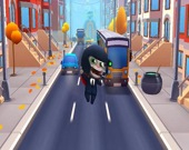 Клёвый бег 3D