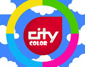 Цветной город