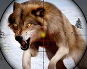 Снайпер - охота на лису