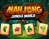 Мир джунглей - Маджонг