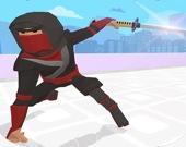 Самурай - мастер меча 3D