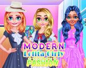 Современная мода Лолиты