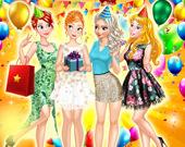Принцесса: День Рождения-Сюрприз