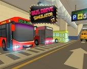Симулятор водителя автобуса 3D