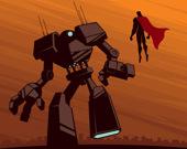 Игра на память: Робот в битве