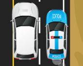 Водитель на шоссе 2D