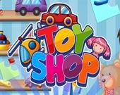 Магазин игрушек Пазл