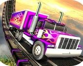 Невероятное управление грузовиком: симулятор