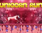 Единорог бежит