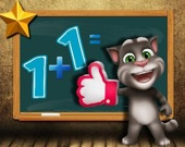 Говорящий Том - Тест по математике