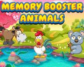 Развитие памяти - Животные