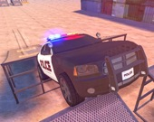 Полицейские трюки и дрифт