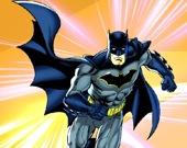 Стремительный бег Бэтмена