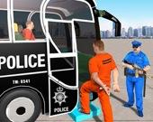 Американские полицейские: Перевозка заключенных
