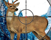 Снайпер Охотник на Оленей