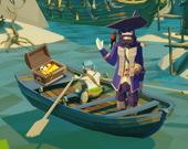 Приключение пирата