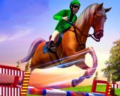 Симулятор Скачек на лошадях