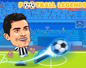 Легенды футбола 2021