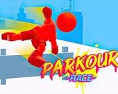 Паркур-гонка