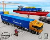 Вождение грузового транспорта