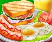 Готовим 3D завтрак
