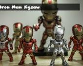 Железный человек - Пазл