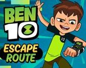 Бен 10. Путь побега