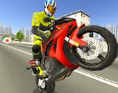 Шоссейный мотоцикл