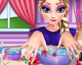 Принцесса: День в салона
