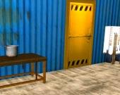 Побег с синего склада: Эпизод 1