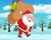 Санта Клаус: головоломка