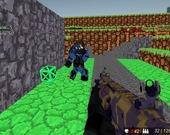 Блочные войны: Многопользовательские сражения спецназа