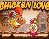 Куриная любовь