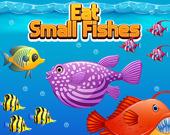Ешьте мелких рыб