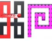 Раскрась куб