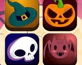 Подбери картинки: Хэллоуин