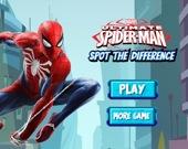 Человек-паук: Укажи отличия