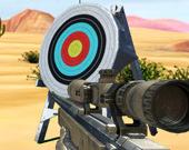 Попадание по мишеням: стрелялка