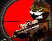 Стикмен Снайпер 3