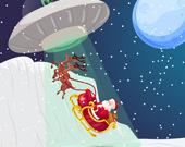 Рождественский Санта Клаус: Инопланетная Война