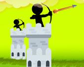 Стикмен: Замок лучников