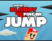 Супер Кровавый Прыжок Пальца