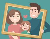 Счастливая семейная головоломка
