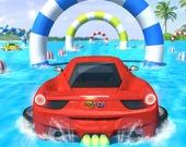 Гонки на водных автомобилях